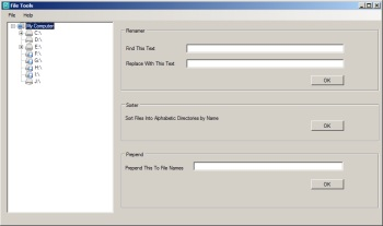 FileTools Screenshot